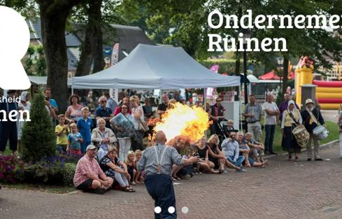 Screenshot van ondermers.ruinen.nl